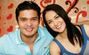 (Dingdong Dantes and Marian Rivera) Maybe it's because most Filipino celebrities are much more light-skinned in comparison to their general audience?